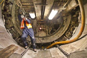 Gunars BW tunnel