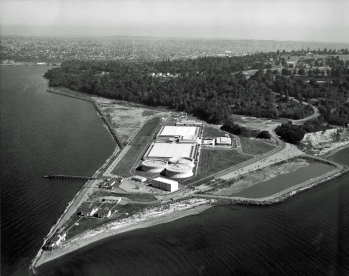 West Point plant before upgrade