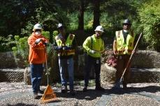 The South Plant seasonal crew
