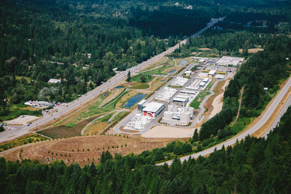 King County Brightwater Treatment Plant