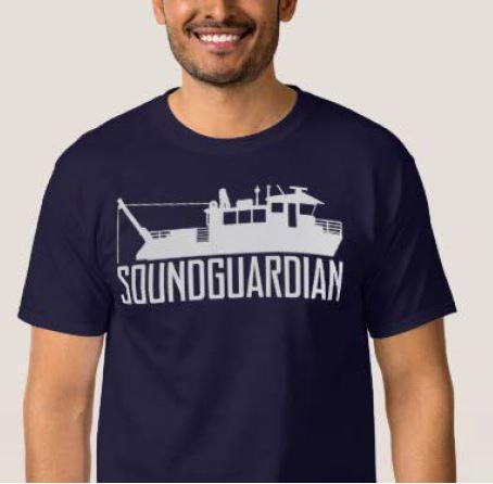 SoundGuardian tshirt
